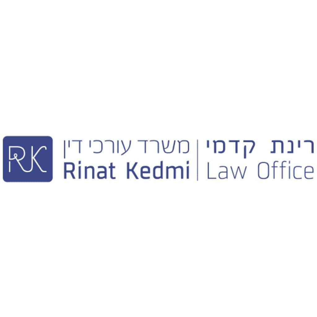 עיצוב לוגו עורכת דין רינת קדמי