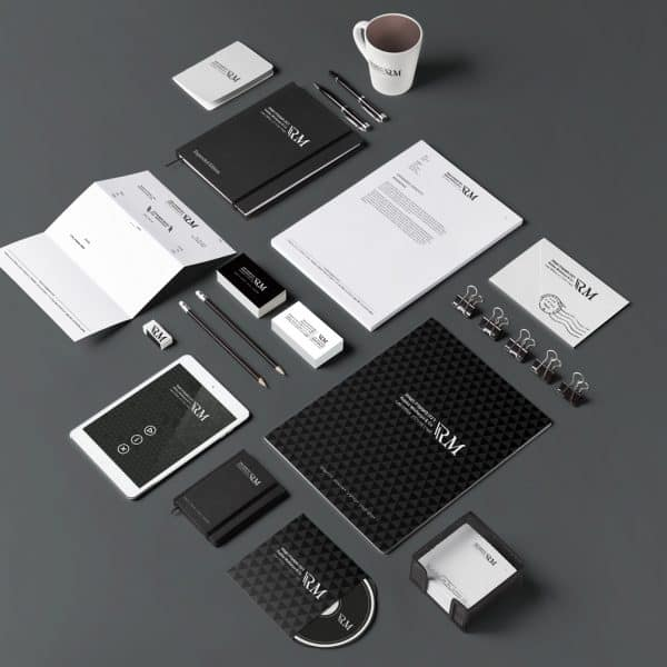 חבילת עיצוב לעורכי דין משרד עורכי דין רבה משעניה