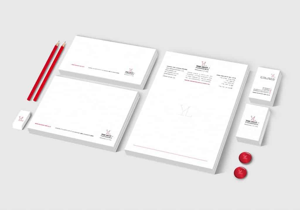 עיצוב לוגו עורכי דין
