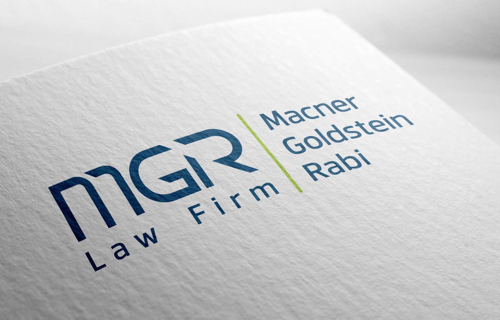 עיצוב לוגו יוקרתי לעורכי דין