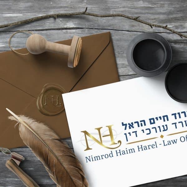 עיצוב למשרד עורכי דין