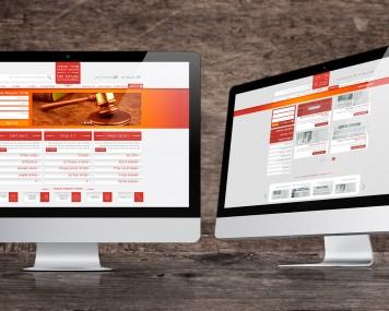 עיצוב אתר לעורכי דין